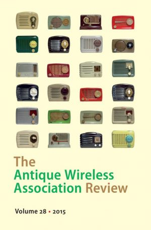 The Antique Wireless Association Review