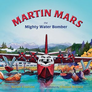 Martin Mars, The Mighty Waterbomber