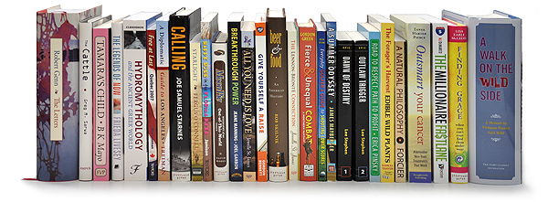 Book design for fiction and nonfiction books
