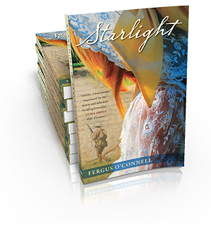 Starlight, a novel by Fergus O'Connell