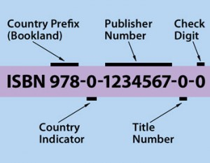 Assigning ISBN numbers